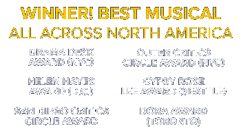 Best Musical Across North America