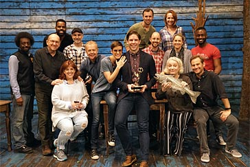 NY1 On Stage Wins 2018 NY Emmy Award Come From Away Profile