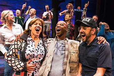 Come From Away's writers & actors discuss their second anniversary on WNYC's All of It