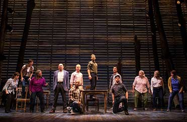Come From Away tour stops at Seattle's 5th Avenue Theatre