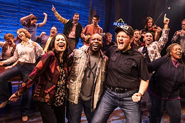 The Come From Away first national tour opens!