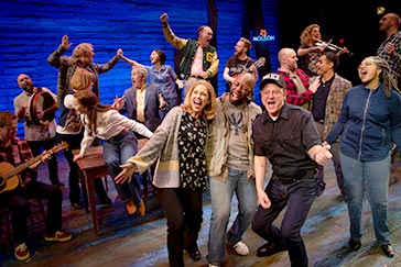 Come From Away opens in Melbourne, Australia