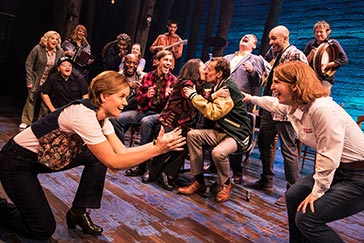 Come From Away North American Tour wins four Los Angeles Critics' Choice Awards