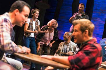 Come From Away Begins Previews