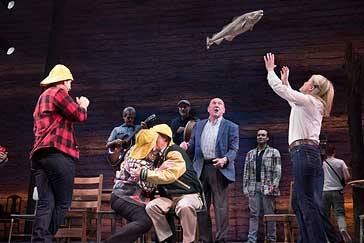 Come from Away, a Canadian Embrace on a Grim Day