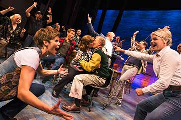 What writers David Hein & Irene Sankoff learned from creating Come From Away